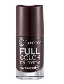 Esmalte Flormar Full color Beauty Night Marrom