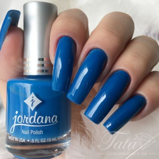 Esmalte Jordana, Smooth Blue