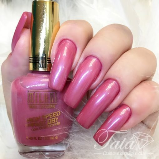Esmalte Milani, Move On Mauve