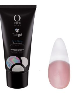 tech gel organic Nails Glass