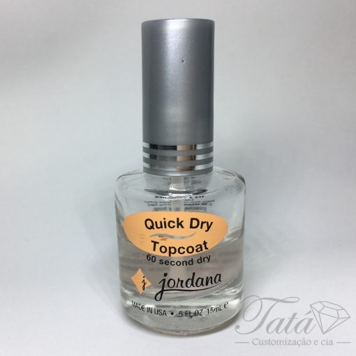 Esmalte Jordana,  Base e Top coat  tough stuff 1